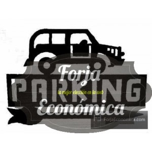 Veleta de Forja PARKING