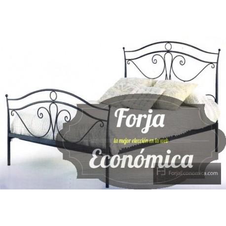 Cama de Forja PONTEVEDRA