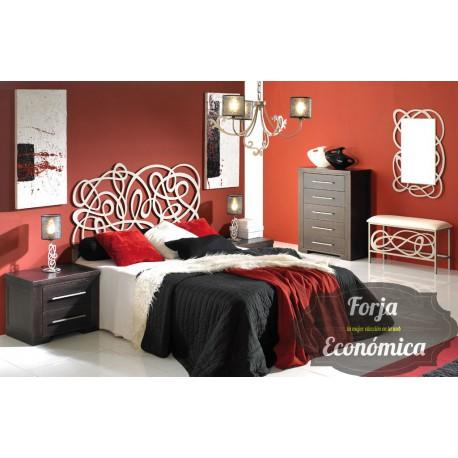 Dormitorio de Forja Jerez